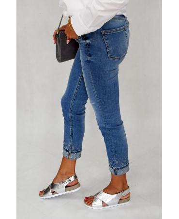 spodnie cambio 34
